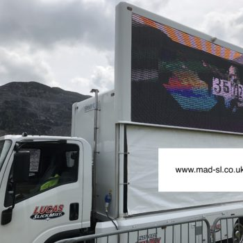 mobile led 3 x Screen